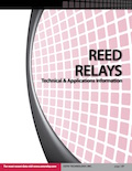 Reed Relay Technical & Applications Information
