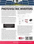 MOSFET (SSR) - Small Signal Relays in Photovoltaic  Inverters